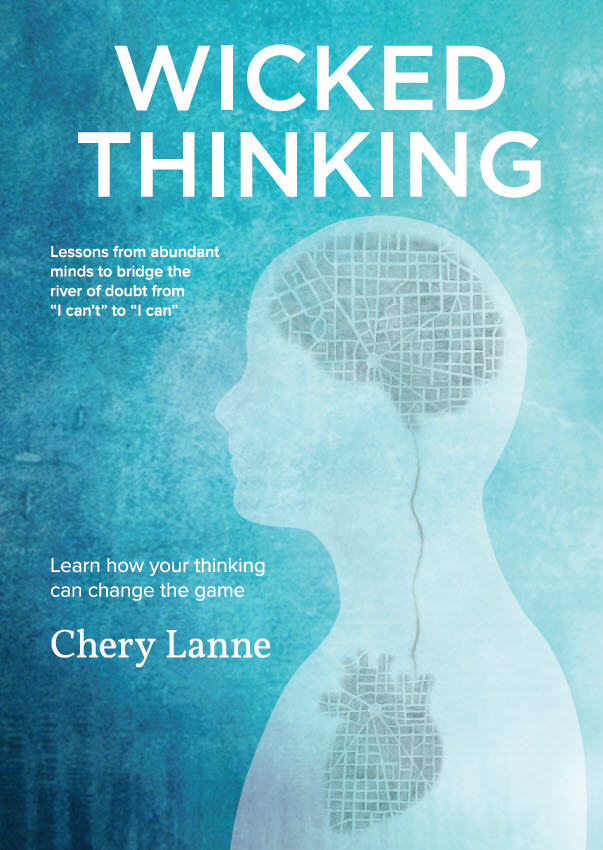 Wicked Thinking Book Cover Front